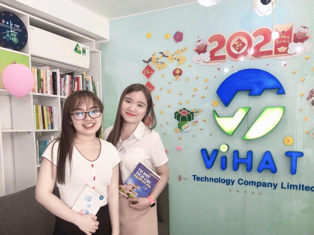 Tủ sách ViHAT được ủng hộ và ngày càng lan tỏa